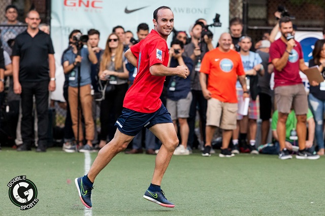 Landon Donovan (Photo by Steve Conrad - Double G Media)